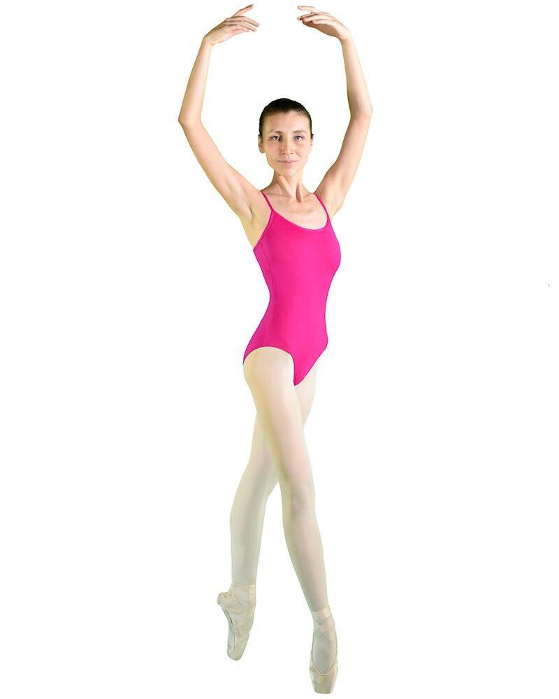IRIS Çapraz Sırt Detaylı Bale/Dans Çalışma Mayosu